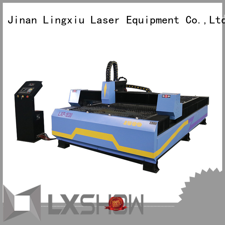 Lxshow cnc plasma cutter supplier for Metal industry