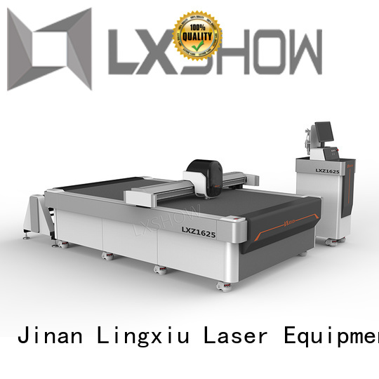 Lxshow cnc router machine wholesale for film