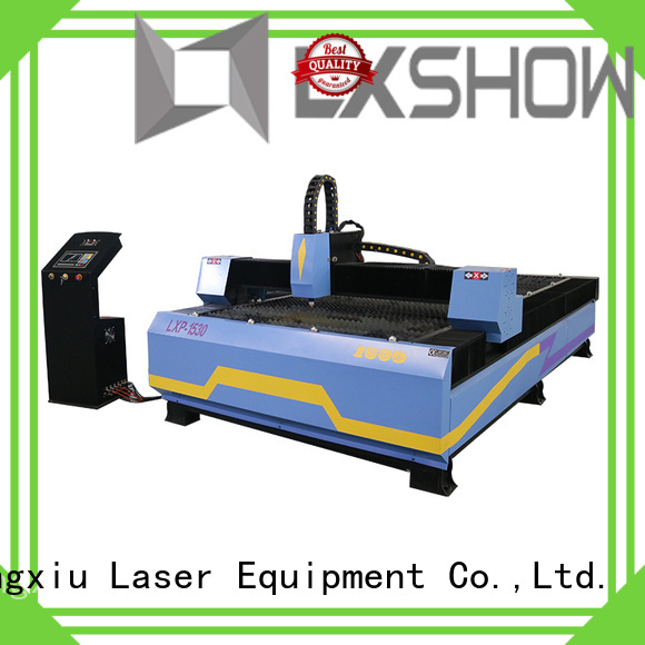 Lxshow plasma cnc supplier for logo making