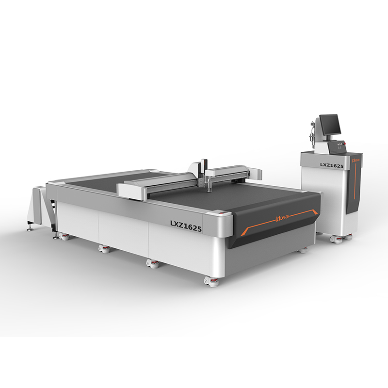 1625 CNC Vibrating Knife Cutting Machine