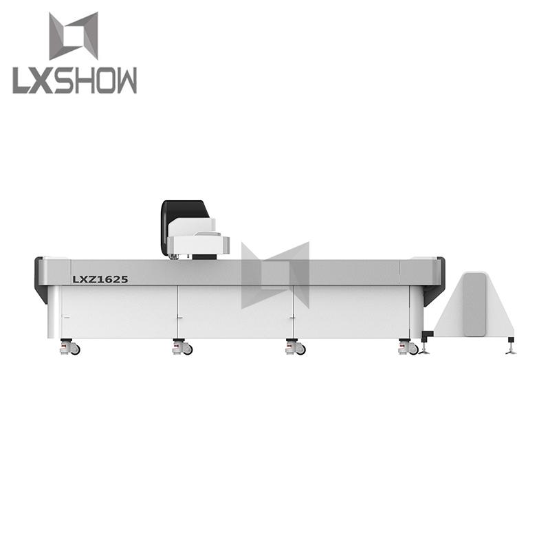 product-Lxshow-1625 CNC Vibrating Knife Cutting Machine-img