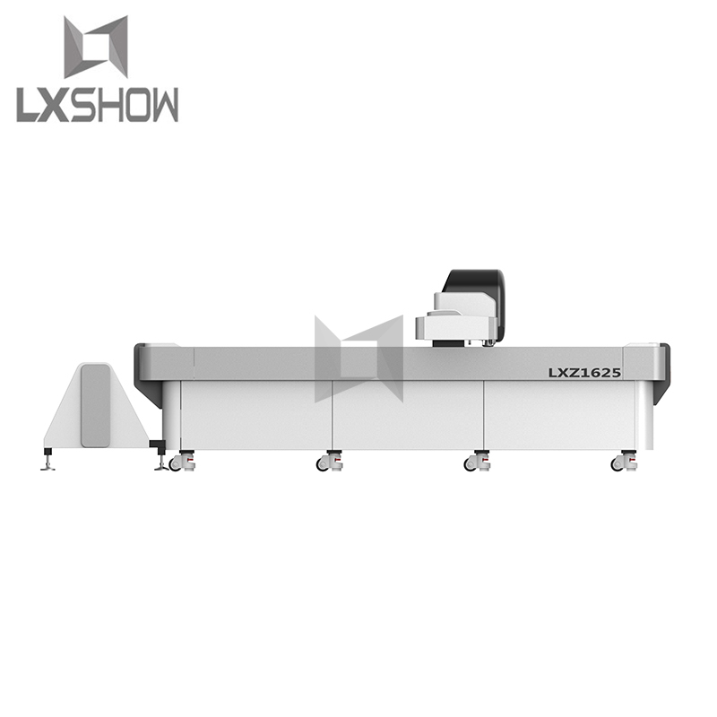 product-1625 CNC Vibrating Knife Cutting Machine-Lxshow-img-1