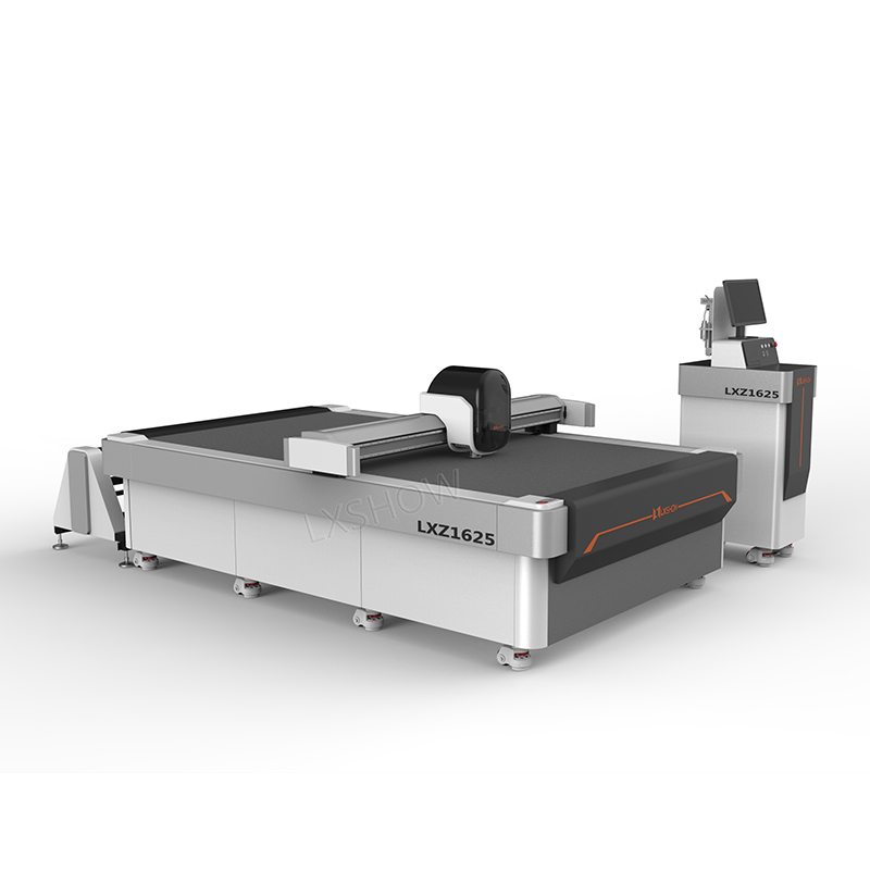 1625 Cnc Vibrating Knife Machine
