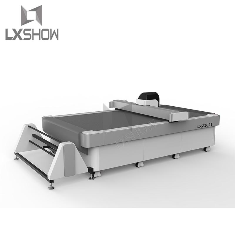 product-Lxshow-1625 Cnc Vibrating Knife Machine-img