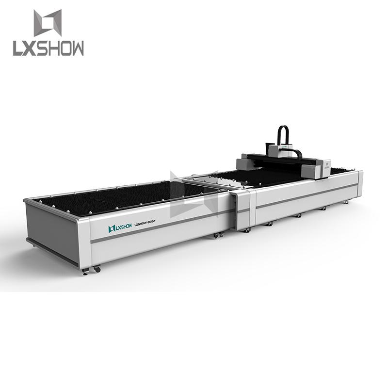 product-Exchange Table Big Power Fiber laser cutting machine 1530 1540 1560 1500W 2200W 3300W 4000W -1