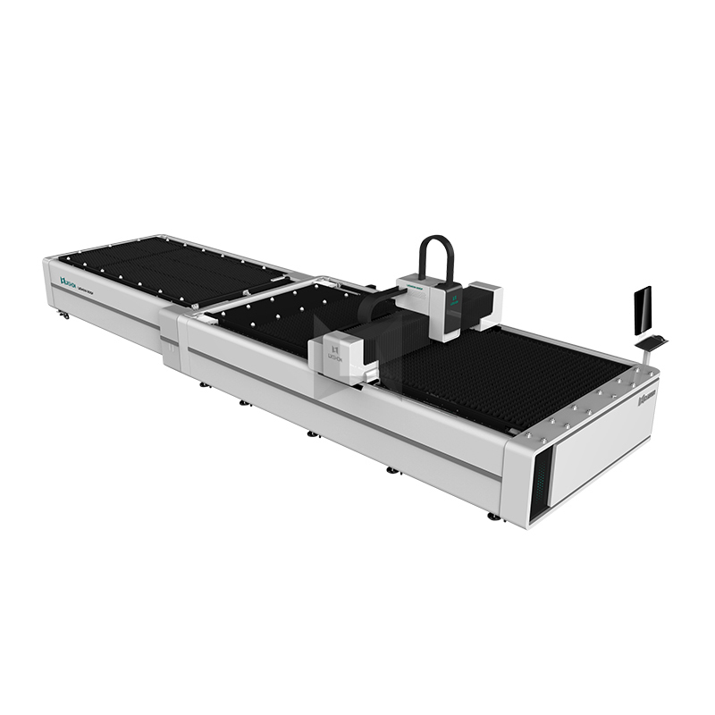 Exchange Table Big Power Fiber laser cutting machine 1530 1540 1560 1500W 2200W 3300W 4000W 8000W