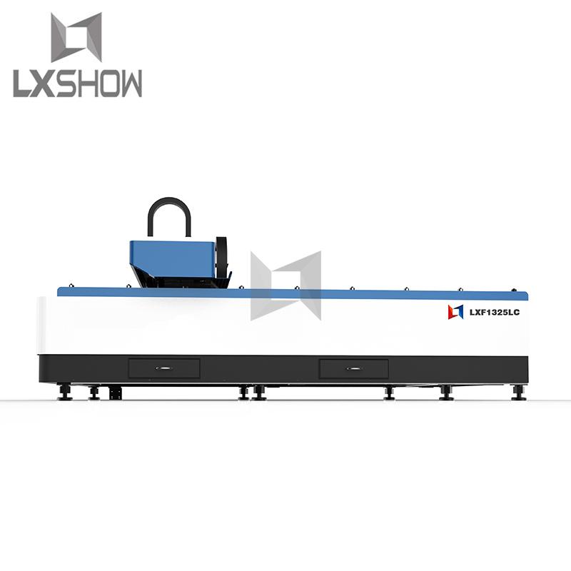 product-Lxshow-Hybrid laser mixed laser cutting machine Fiber CO2 metal nonmetal laser cutting machi