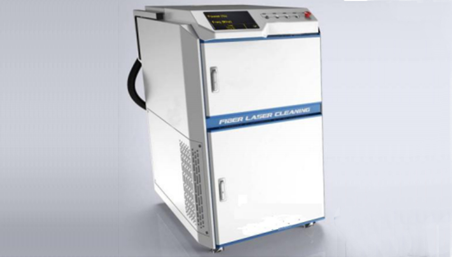 User manual of 200W laser cleaning machine