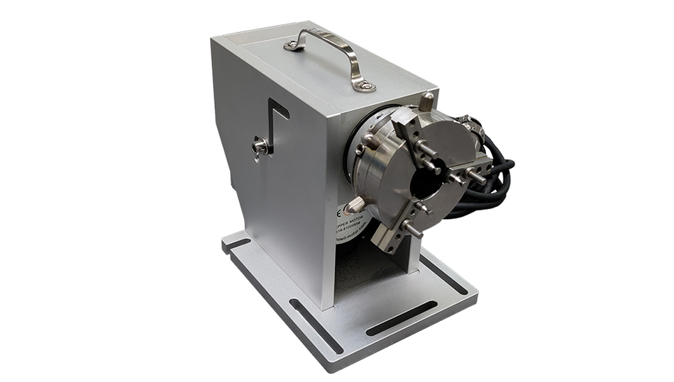 How-to-use-rotary-of-the-fiber-machine-(80mm-normal-rotary-)?