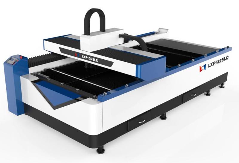 news-New design Fiber laser generator + CO2 glass laser tube metal and nonmetal laser cutting machin