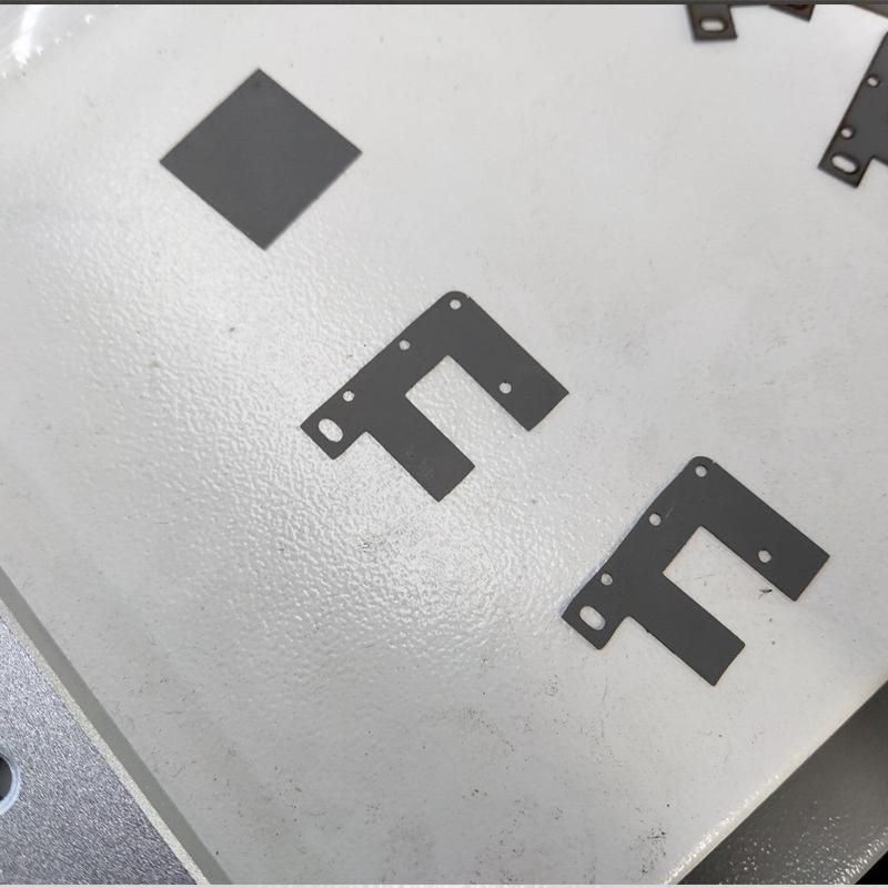 news-Fiber laser cutting machine 1000W cut silicon steel plate 03mm-Lxshow-img