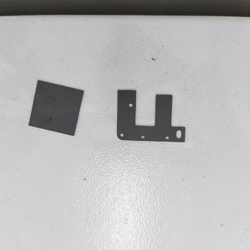 news-Lxshow-Fiber laser cutting machine 1000W cut silicon steel plate 03mm-img