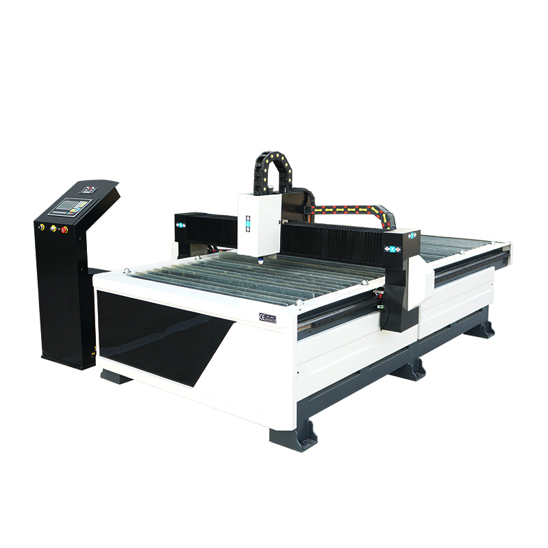 New design cnc plasma cutting machine 1530 with work size 1500*3000mm cnc plasma cutter