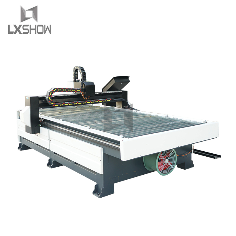 product-New design cnc plasma cutting machine 1530 with work size 15003000mm cnc plasma cutter-Lxsho-1