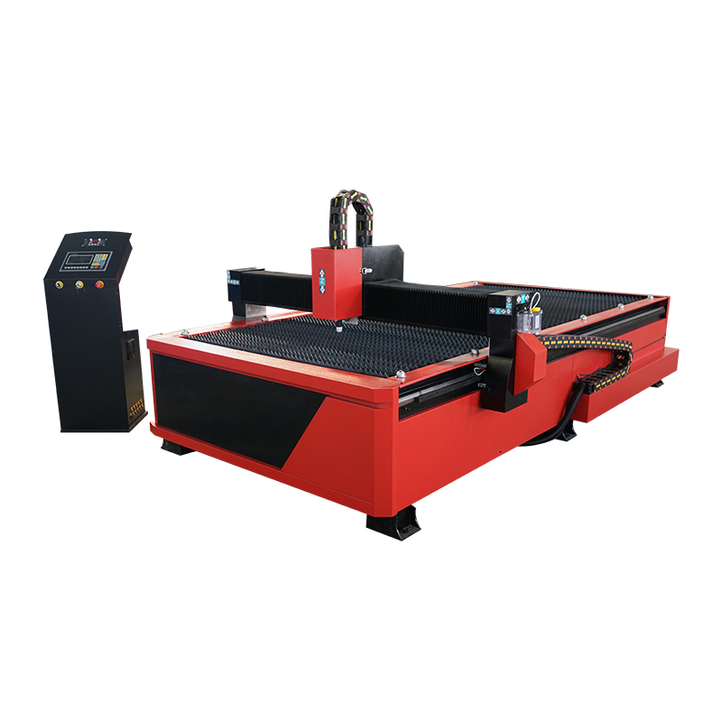 China metal sheet plasma cutting machine Table Cnc plasma cutter price with plasma power 40a 60a 100a 160a 200a