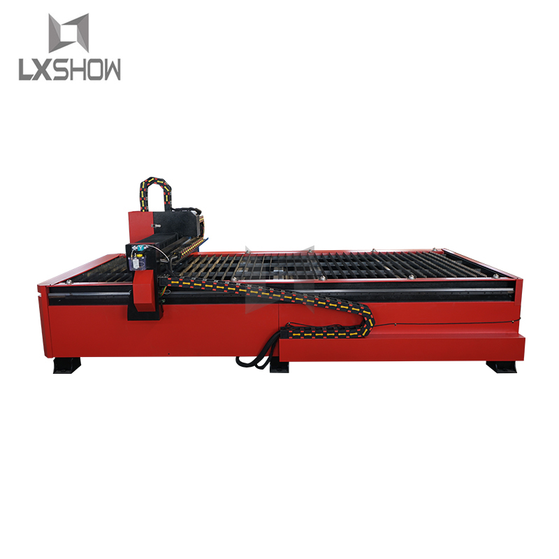product-China metal sheet plasma cutting machine Table Cnc plasma cutter price with plasma power 40a-1