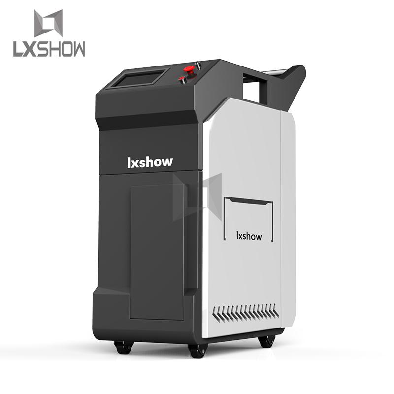 product-Metal Rust removal mini portable fiber laser cleaning machine 1000w 500w 300w 200w 100w 50w -1