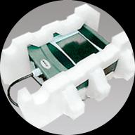 news-1625 Cnc Vibrating Knife Machine cut foam and flexible materials-Lxshow-img