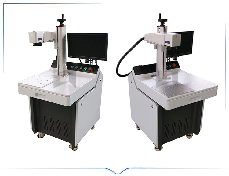 news-Depth engraving 50w fiber laser marking machine for stainless steel-Lxshow-img