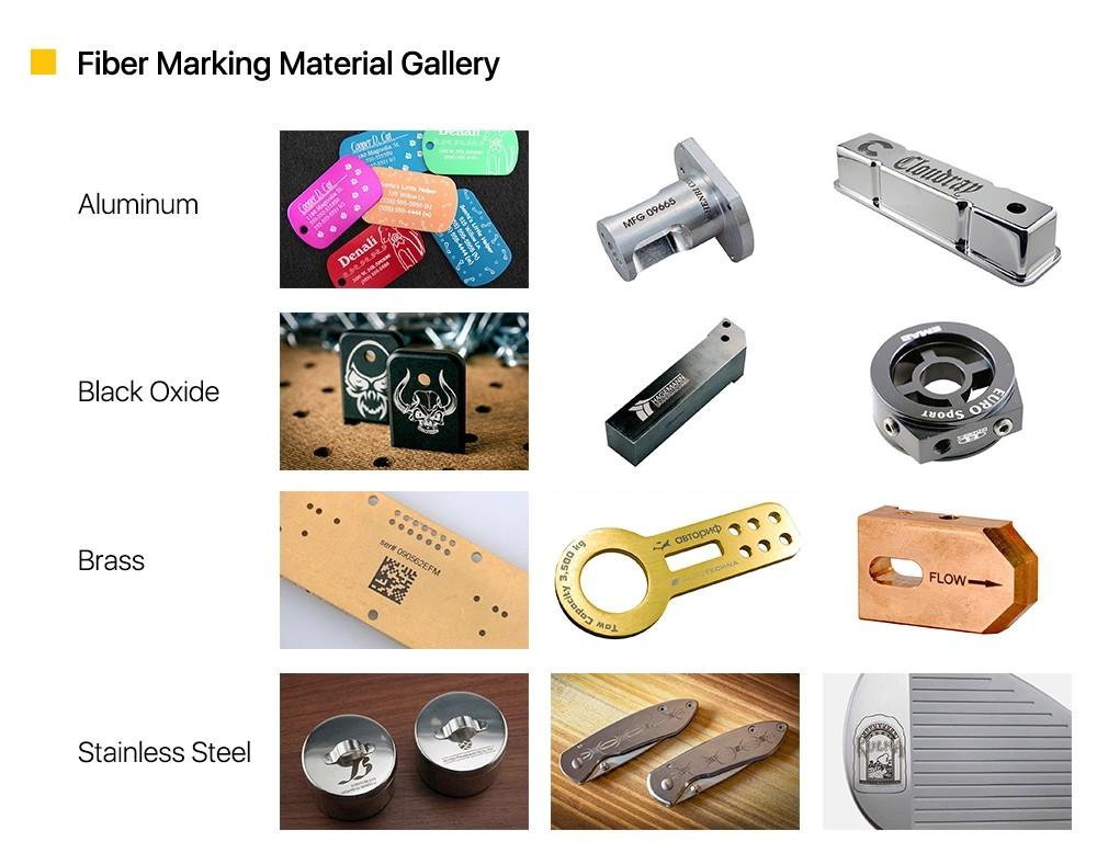 news-Fiber Laser Marking: Excellent Metal Nameplate Marking Technology-Lxshow-img
