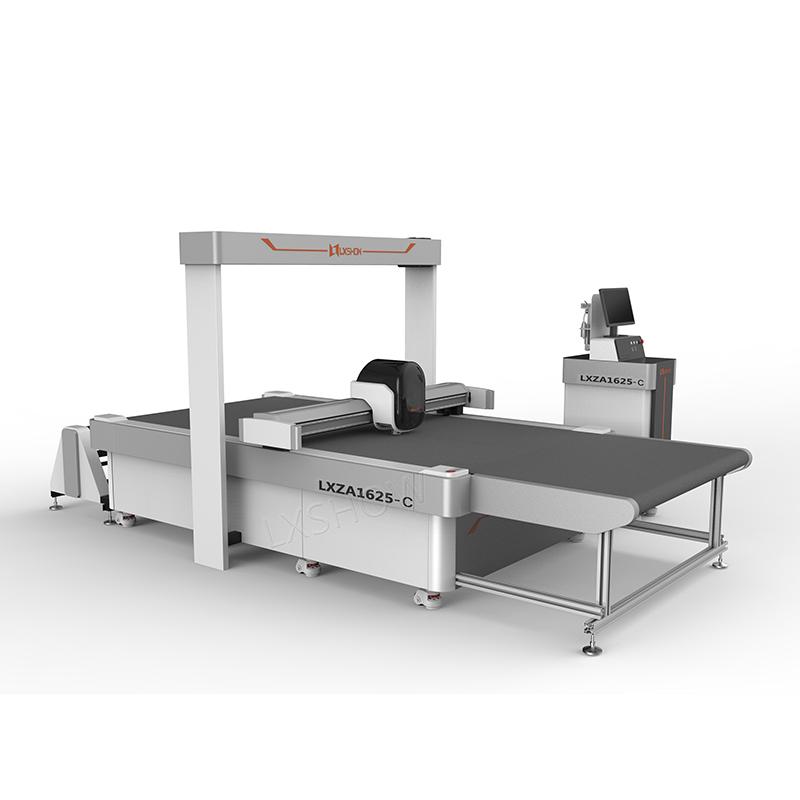 news-CCD Automatic Cnc Oscillating Knife Cutting Machine 1625-Lxshow-img