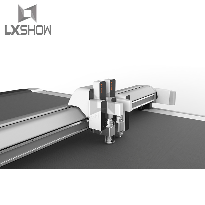 news-CCD Automatic Cnc Oscillating Knife Cutting Machine 1625-Lxshow-img-1