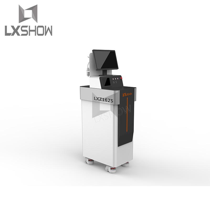 news-Lxshow-CCD Automatic Cnc Oscillating Knife Cutting Machine 1625-img-1