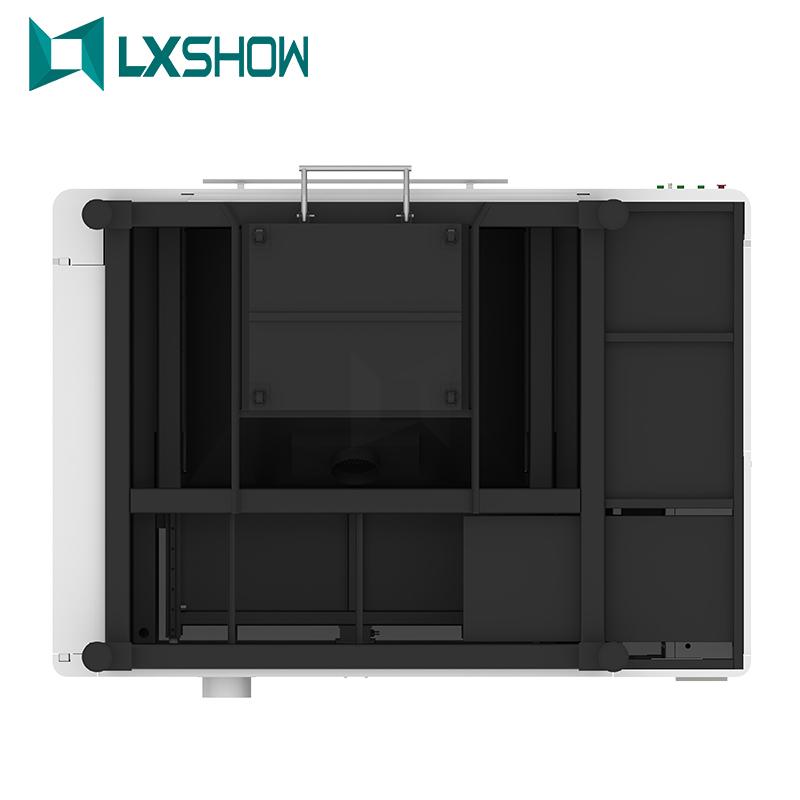product-Lxshow-LX1390M 500w 1000w 2000w mini small size cnc fiber laser metal cutting machine 1390 1-1