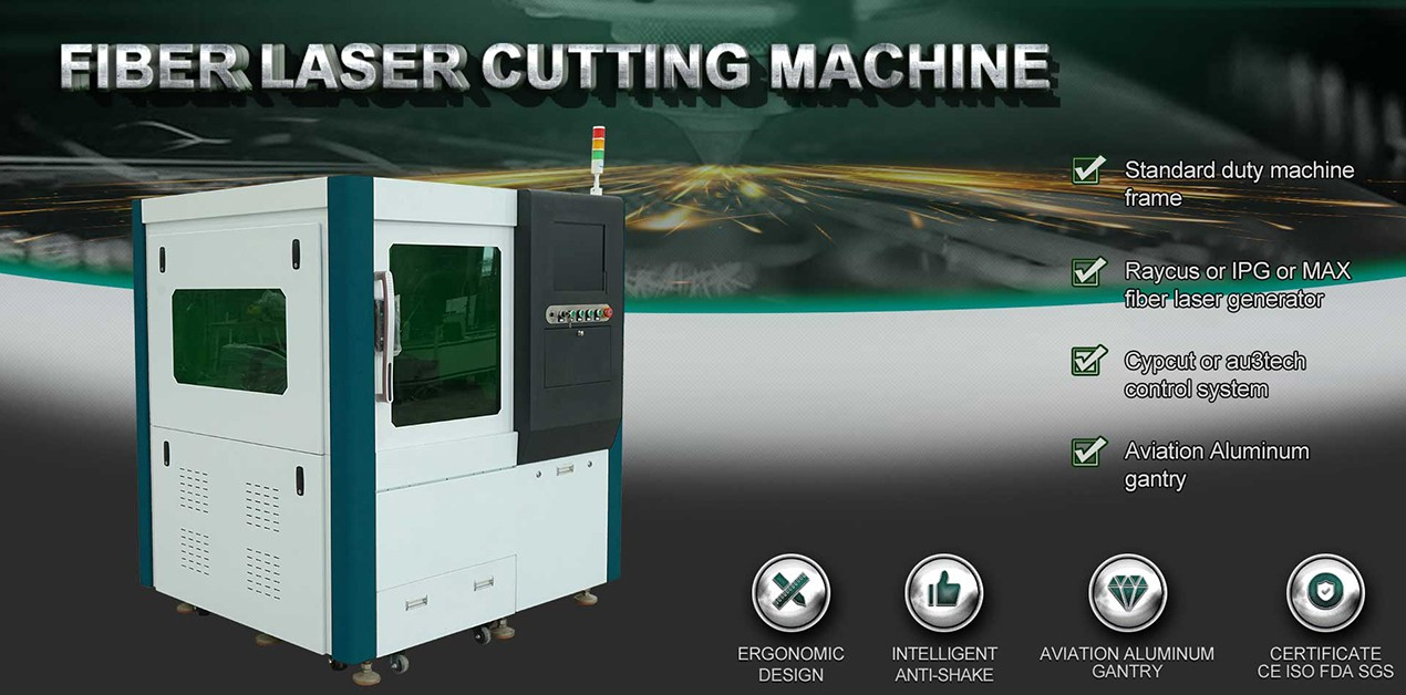 product-Lxshow-LXF0640 Mini small cnc laser metal steel sheet cutter 500w 750w 1000w 1kw 1500w-img