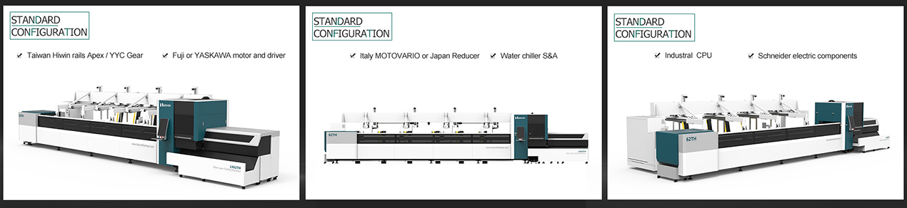product-Automatic Loading and Unloading Square tube and circle tube Metal pipe Fiber laser cutting m