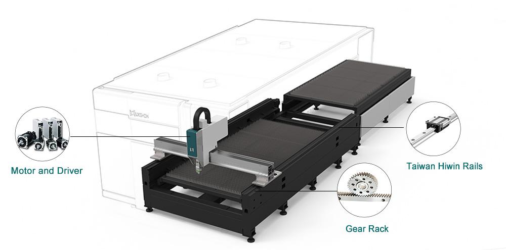 product-Lxshow-3kw 4kw 6kw 8kw fiber laser cutting machine price 3000 watt laser 4000 watt laser 600-1