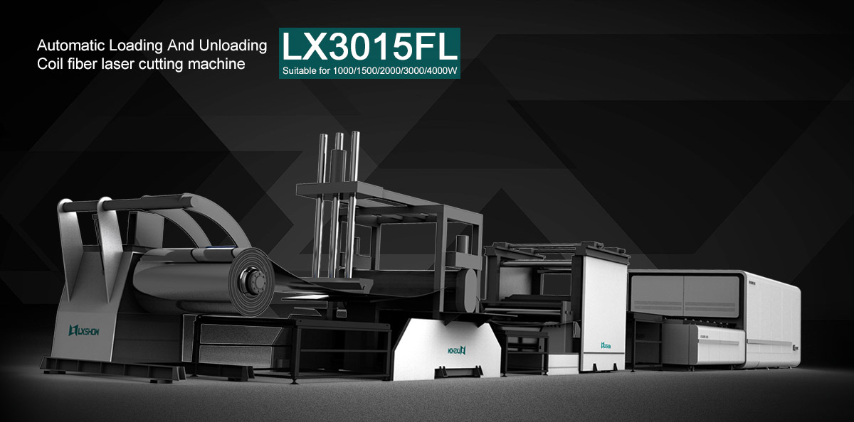 product-LX3015FL Solutions for a whole processing system 3015 enclosed fiber laser cutting cutter ma