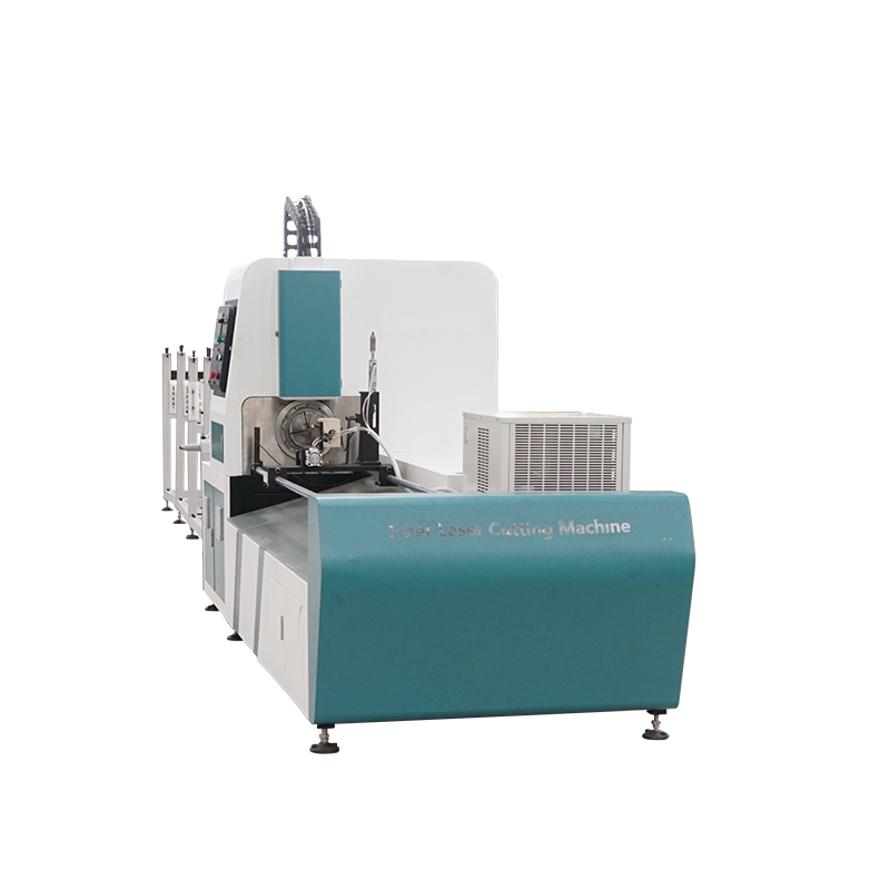 product-Cheapest Simple Tube Pipe metal steel Fiber laser cutting machine 1kw 15kw 2kw 3kw 1000w 150-1