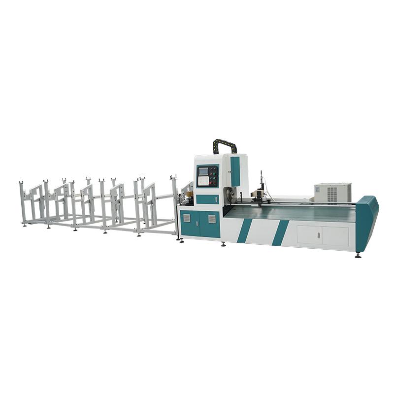Cheapest Simple Tube Pipe metal steel Fiber laser cutting machine 1kw 1.5kw 2kw 3kw 1000w 1500w 2000w 3000w Laser cutter
