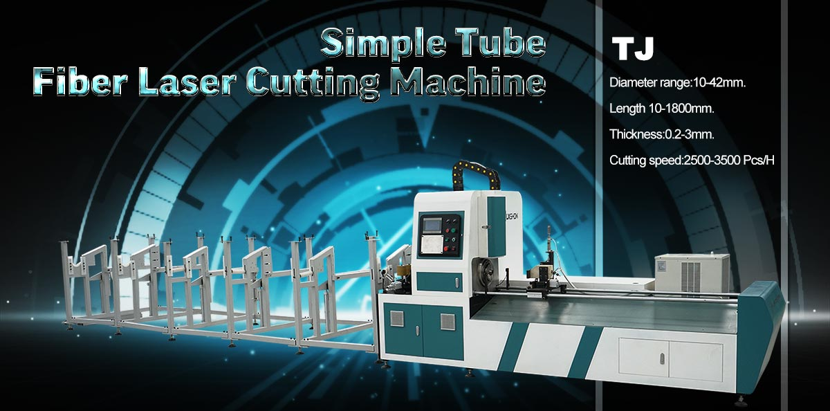 product-Cheapest Simple Tube Pipe metal steel Fiber laser cutting machine 1kw 15kw 2kw 3kw 1000w 150