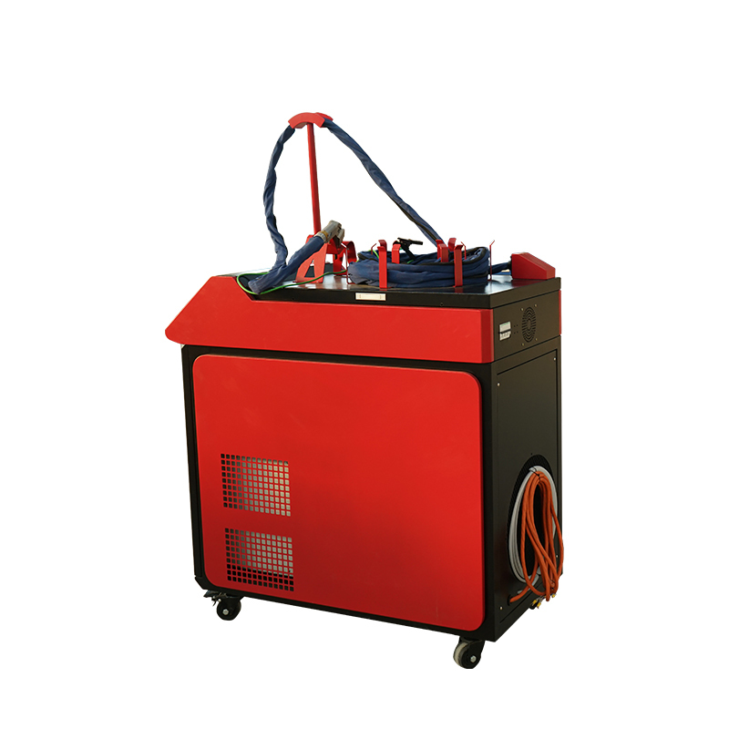 product-Portable small mini cnc Fiber laser welder welding machine price with laser course 1kw 15kw -1