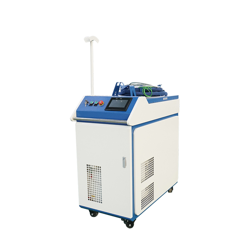 Silver gold ss sheet metal steel handheld fiber optic laser welding machine cost