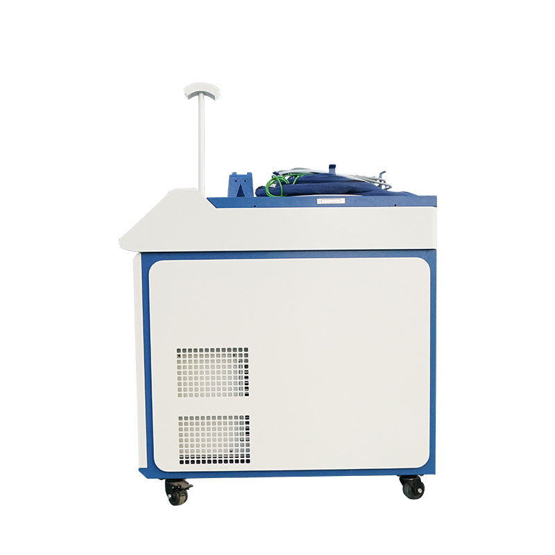 product-Silver gold ss sheet metal steel handheld fiber optic laser welding machine cost-Lxshow-img-1