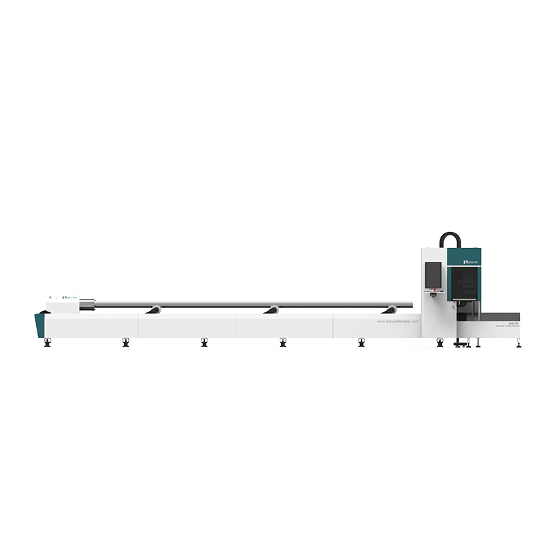 product-Lxshow-Professinal pipe and tube fiber laser cutting machine 1kw 15kw 2kw 3kw 4kw 6kw 8kw fo