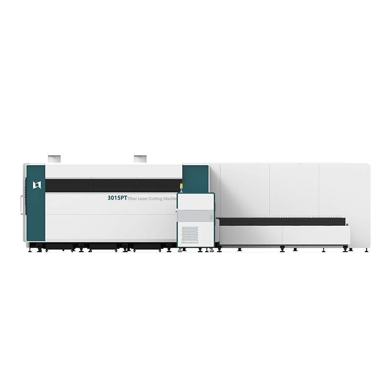 product-Lxshow-LX3015PT 3kw 4kw 6kw 8kw 10kw 12kw Metal Iron Fiber laser cutting machine with exchan