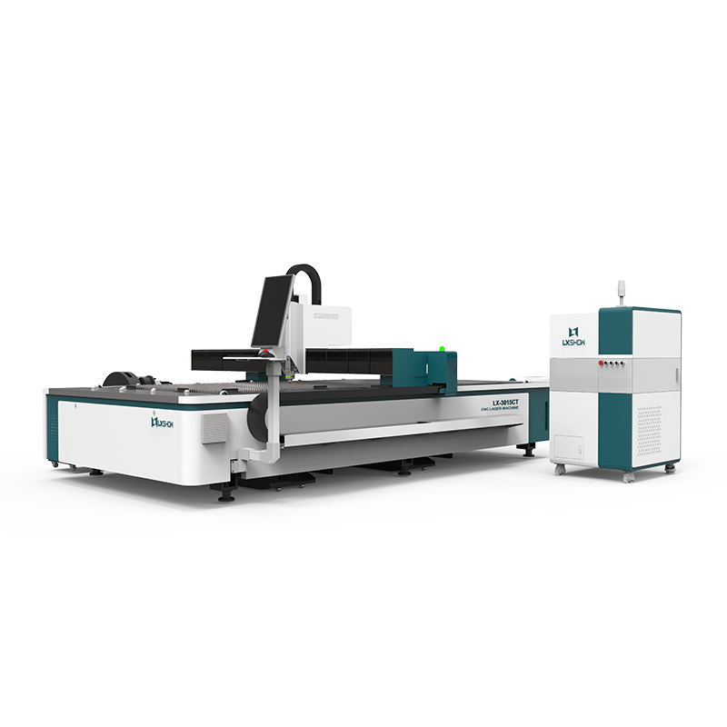 product-LX3015CT 1000w 1500w 2000w Cnc fiber laser cut for metal plate and tube LX3015C-Lxshow-img-1