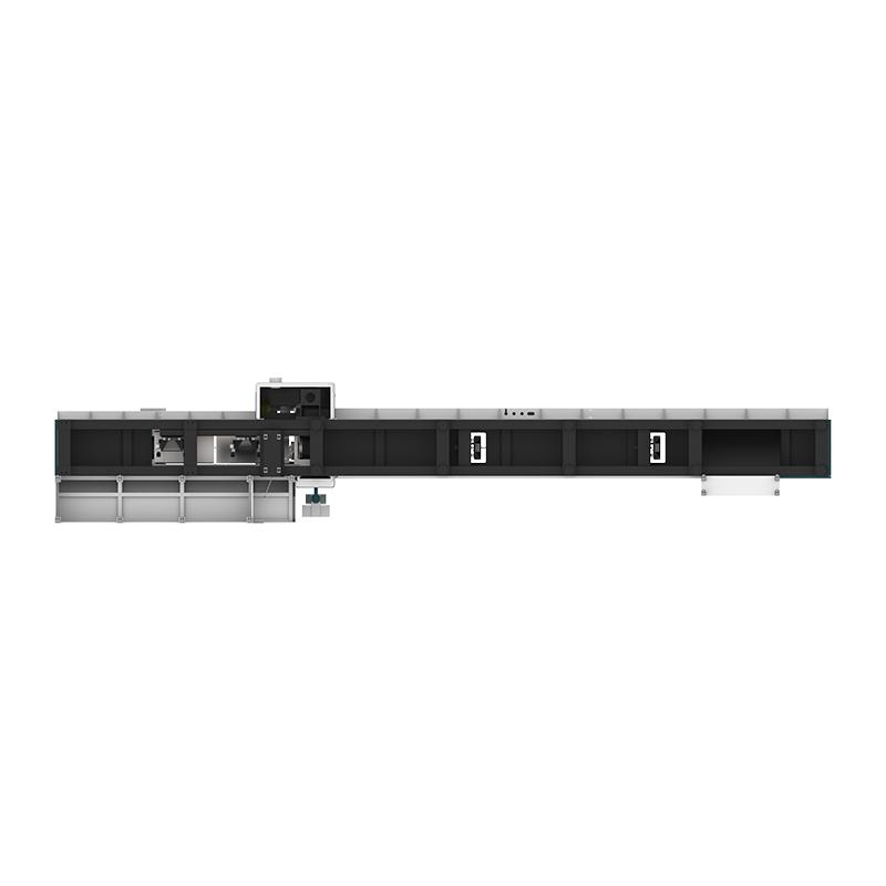 product-Lxshow-LX62ⅢCnc laser pipe cutting machine LX62Ⅲ Three-chuck heavy-duty laser pipe cutting m-1