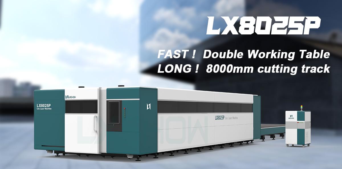 product-3000W 4000W 6000W 8000W 10000W 12000W cnc fiber laser cutting machine doubleworkingtable W