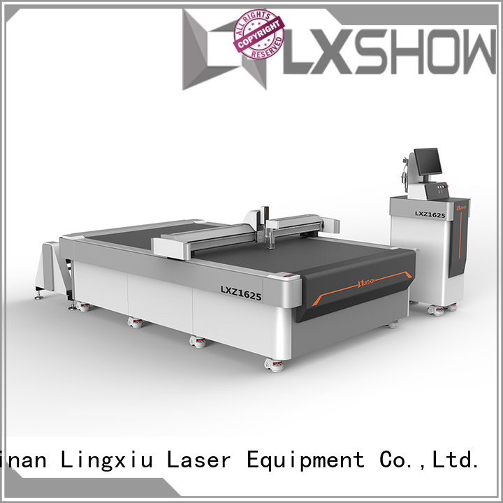 Lxshow good quality router machine wholesale for film