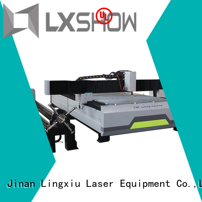 Lxshow plasma cut cnc supplier for Advertising signs