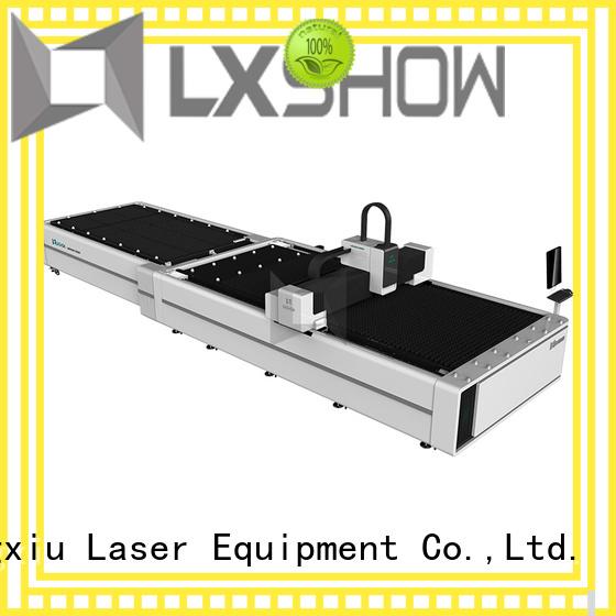Lxshow cnc laser cutter manufacturer for medical equipment