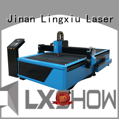 Lxshow accurate plasma cutter cnc factory price for logo making