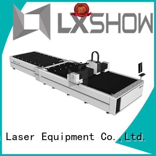 Lxshow creative fiber laser wholesale for packaging bottles
