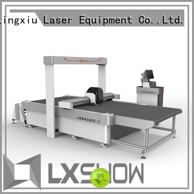 reliable cnc cutting machine directly sale for bags materials
