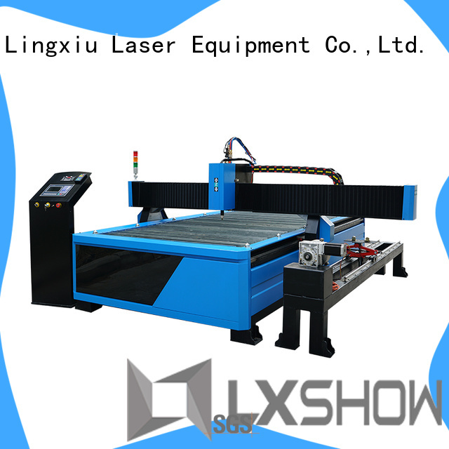 Lxshow accurate cnc plasma table supplier for Mold Industry